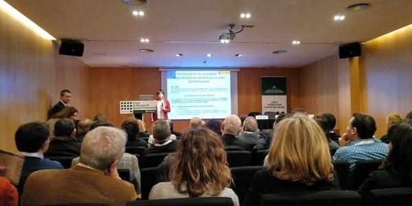 El Consorci GAL Noguera Segrià Nord participa en el Fòrum de Marques de Qualitat Diferenciada