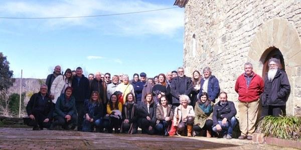 El GAL Noguera Segrià Nord impulsa que administracions, professionals i empresaris de la Noguera i el Segrià Nord coneguin el model de turisme de la Garrotxa i la Carta Europea de Turisme Sostenible