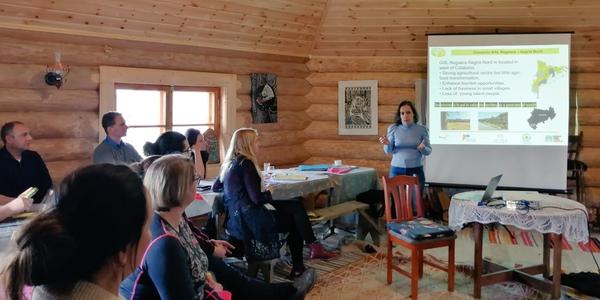 El Grup d'Acció Local Noguera Segrià Nord participa en l'International Cooperation Seminar a Estònia