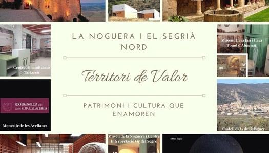 En marxa el projecte Territori de Valor a la Noguera i el Segrià Nord