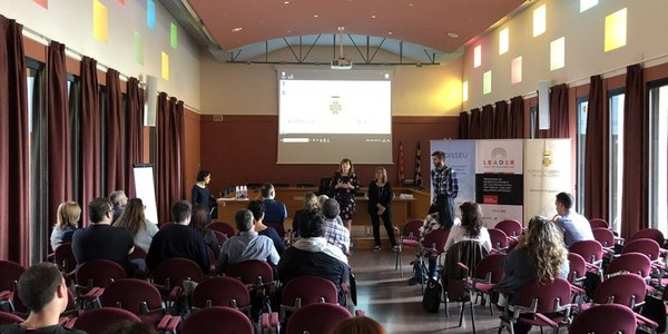 Èxit de participació en la Jornada de Networking de la comarca de la Noguera