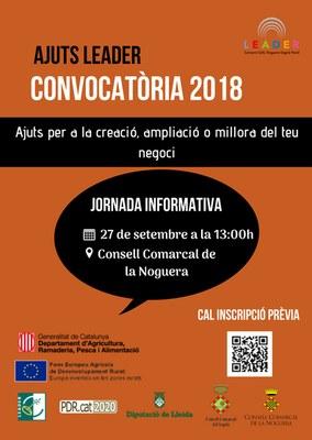 Jornada 2018 Balaguer