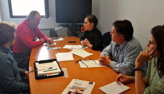 Trobada dels espais de coworking de la Noguera i el Segrià Nord adherits a Cowocat Rural