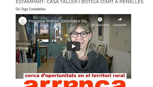 Emprenedors i emprenedores de la Noguera protagonitzen vídeos sobre els seus projectes empresarials
