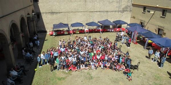 Més de 150 alumnes de la Noguera i el Segrià Nord presenten els seus projectes a la Fira FER -Futurs Emprenedors Rurals