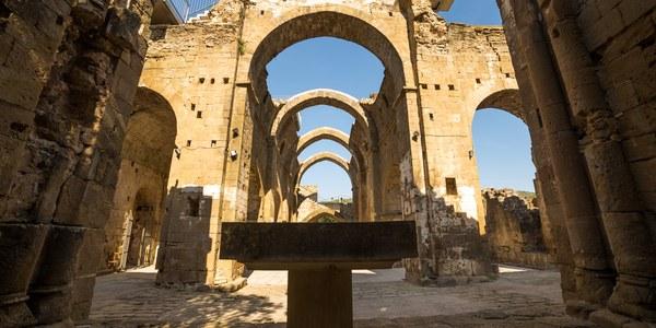 Monestir de Santa Maria de Gualter. Foto de Qucut Producció i Comunicació.